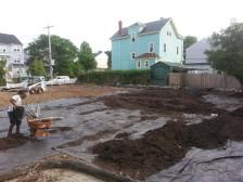 Harold St - 004 - Adding Soil 2