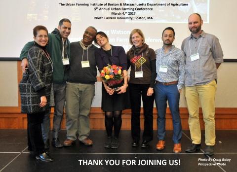 2017 Urban Farming Institute Conference